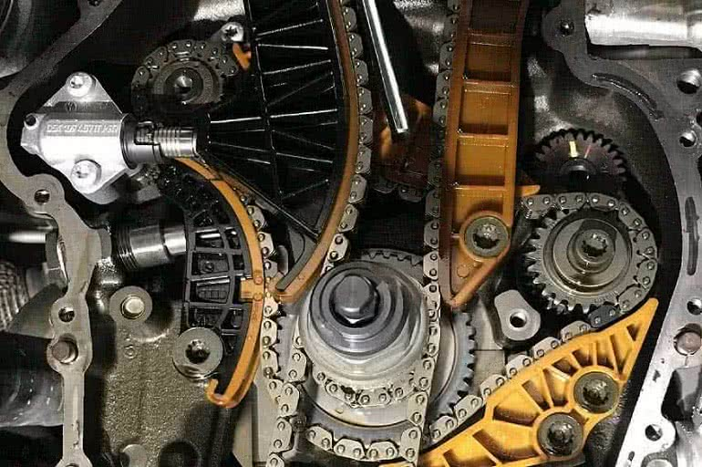 Timing Chain Tensioner Failure - How to prevent? | Bestiale