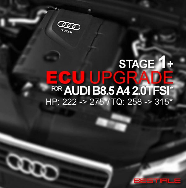 audi a4 ecu upgrade