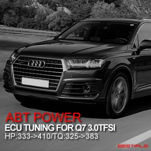 ABT Audi Q7 ECU tuning