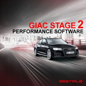 Audi Stage 2 ecu upgrade