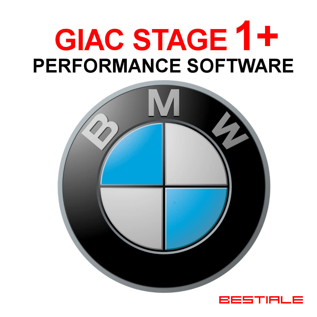 GIAC Stage 1 Plus software upgrade