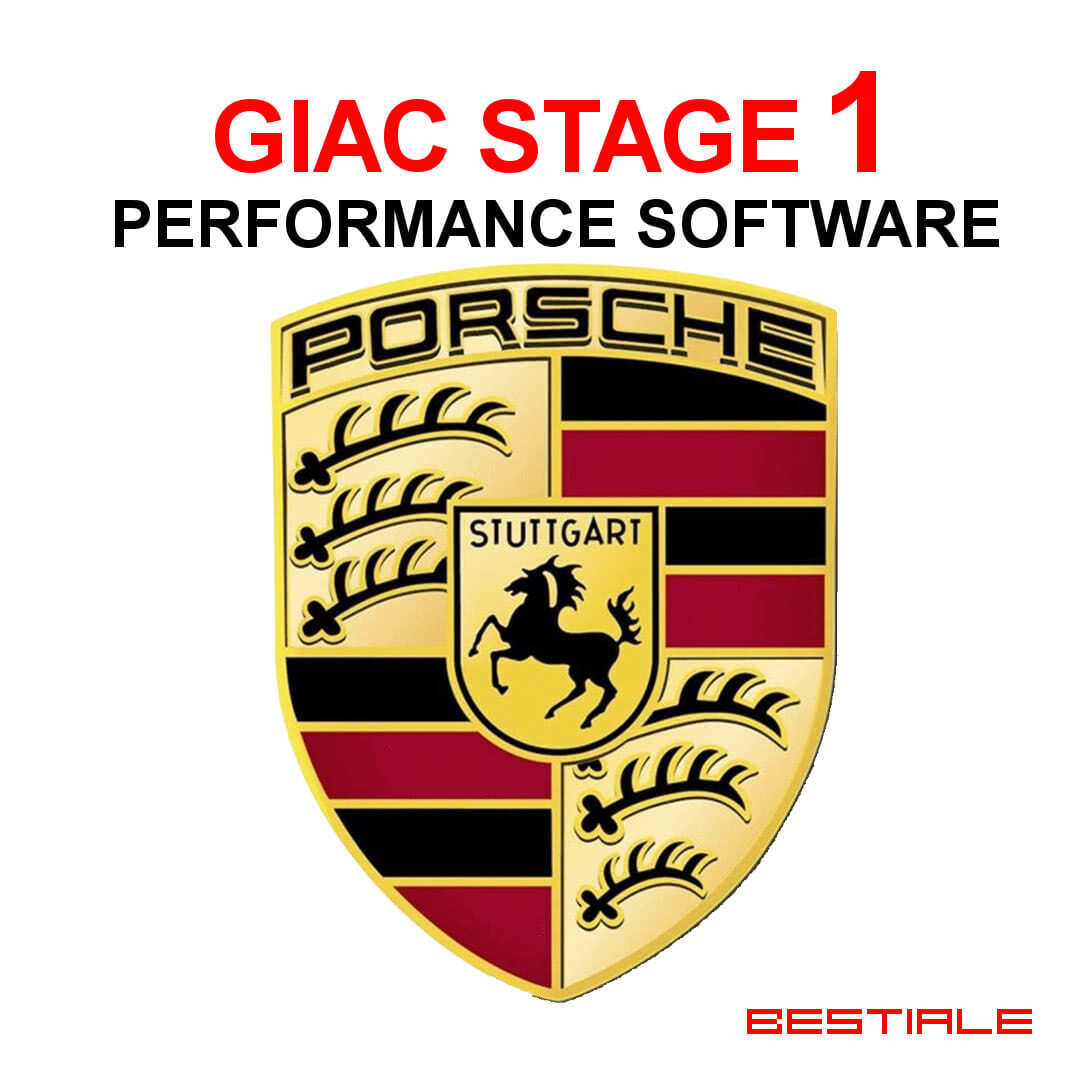 Giac Stage 1 Software Upgrade