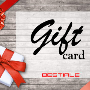 Bestiale gift card promotion